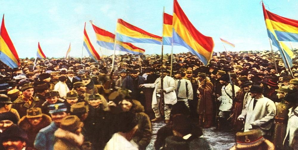 Marea Unire din 1918 – un vis implinit dupa veacuri de suferinta