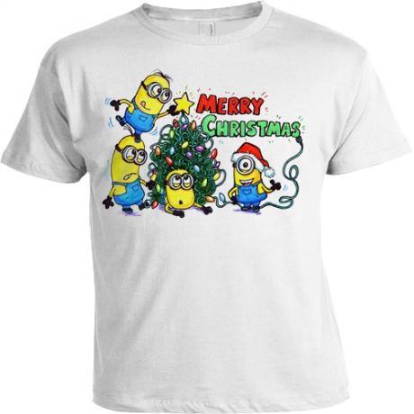 Tricouri personalizate de Craciun