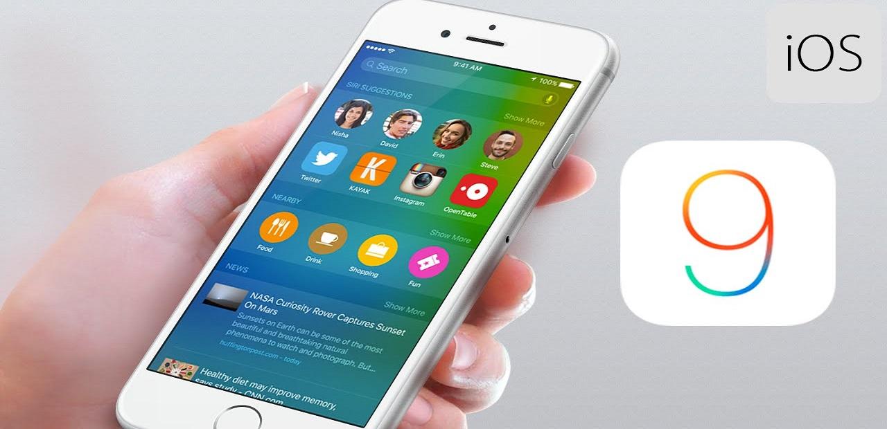 Instalarea sitemului de operare iOS 9 pe iPhone 6
