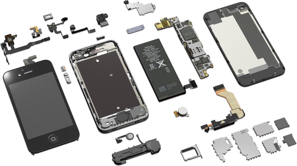 Piese de schimb pentru iPhone