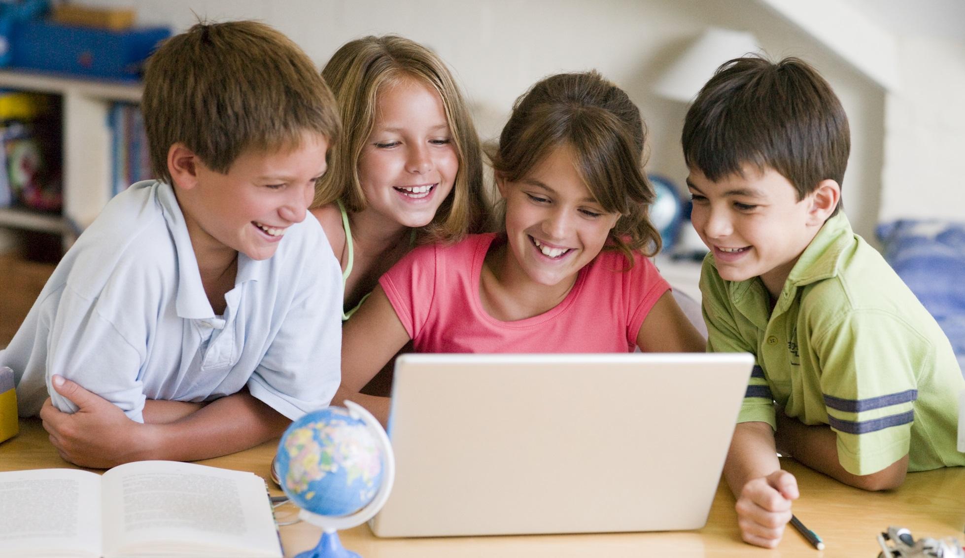 Cum invata copiii limbile straine?