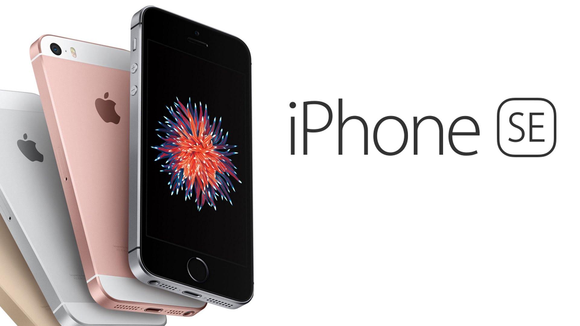 iPhone SE dispune de o camera excelenta