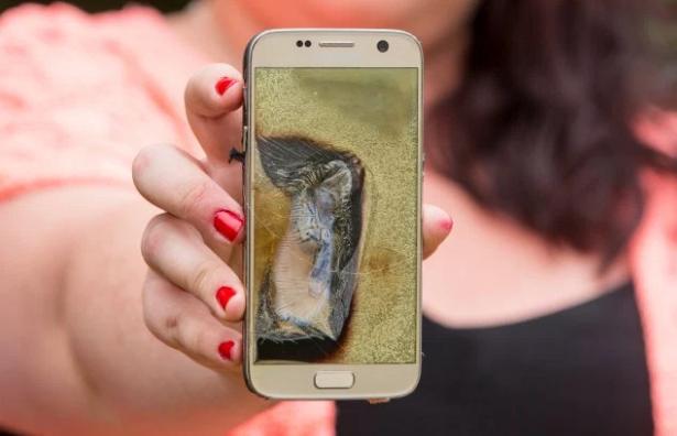 Posibile probleme pentru telefoanele Samsung