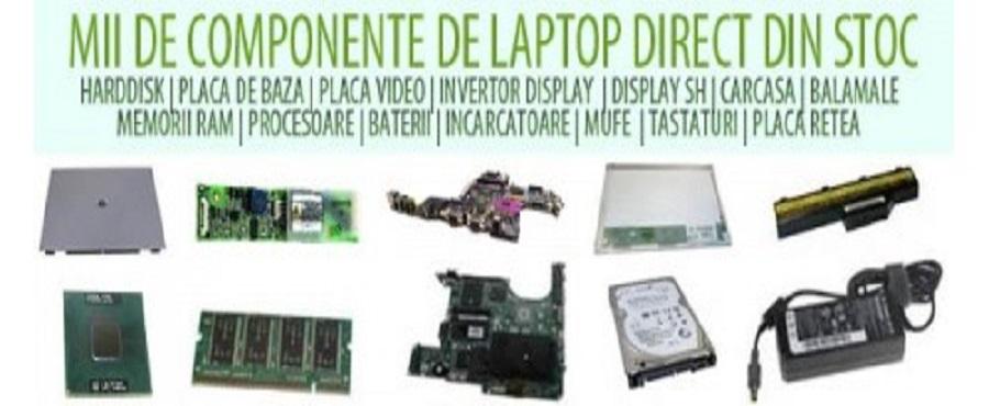 Sunt ofertele de componente laptop avantajoase la magazinele online?