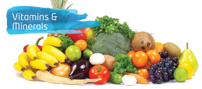 Beneficii ale vitaminelor si mineralelor