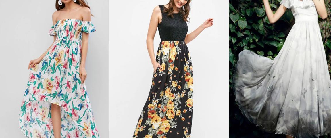 Cele mai importante motive pentru a purta rochii maxi